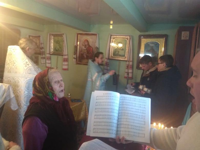 У волинському селі громада УПЦ МП вирішила молитися у домі священика