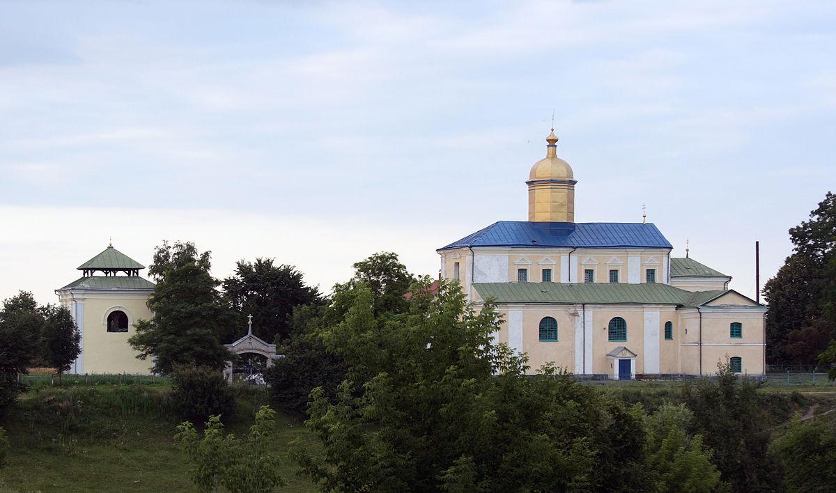 У чоловічому монастирі села Жидичин написали офіційну заяву щодо надзвичайних подій