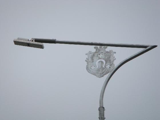 У Ковелі здійснили реконструкцію освітлення