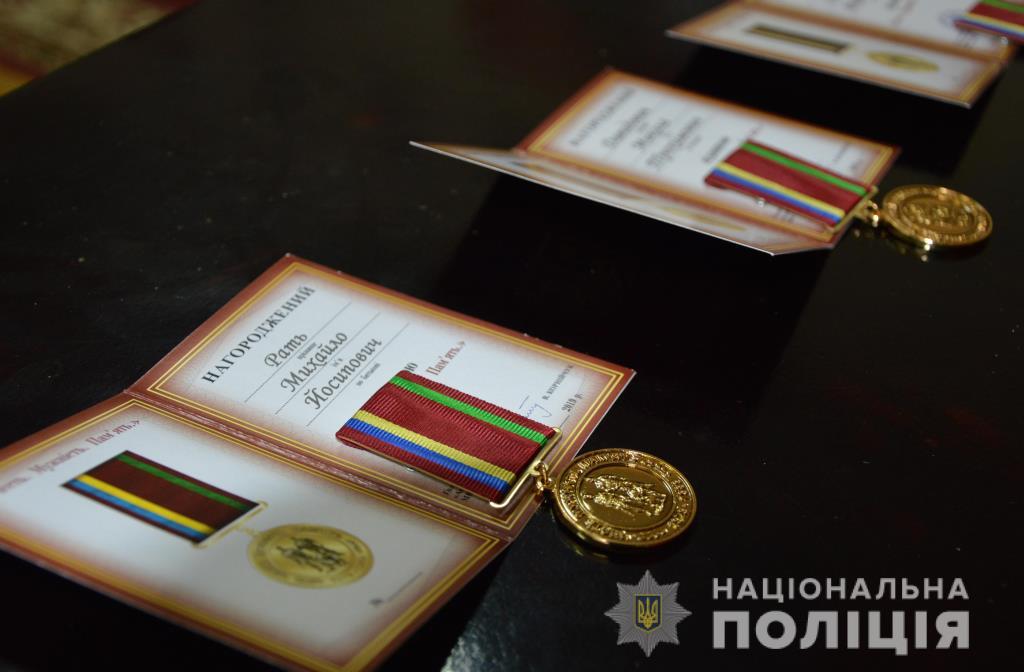 Відзначили волинян – учасників бойових дій на території інших держав. ФОТО