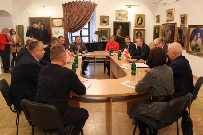 Голови ОТГ заснували «Волинську економічну лігу». ФОТО