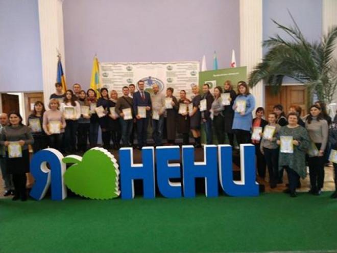У Києві юні науковці з Волині презентували власні проекти. ФОТО