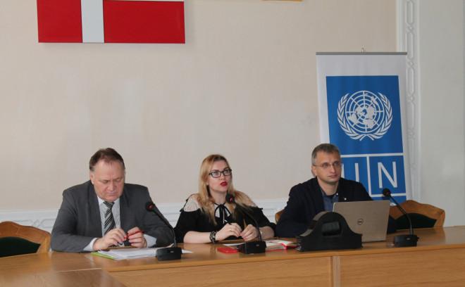 На Волині стартує проект Європейського Союзу та Програми розвитку ООН