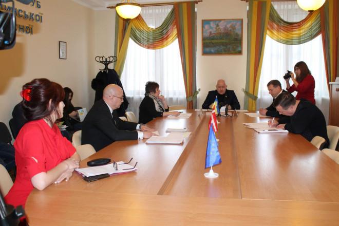 Волинь має нагоду стати одним із найбільших логістичних центрів України