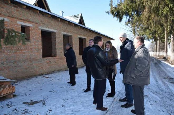 На Ківерцівщині реконструюють дві амбулаторії сімейної практики