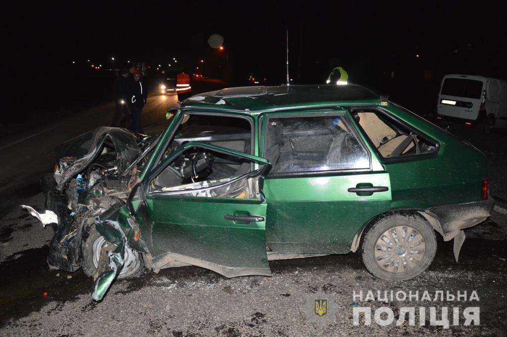 У Нововолинську в ДТП травмувалося двоє людей