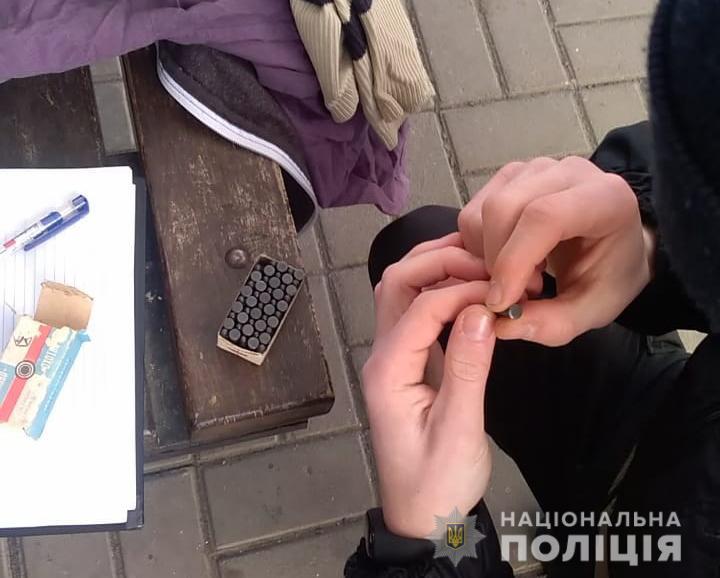 Львів'янину, в якого у Луцьку вилучилинабої, загрожує до семи років позбавлення волі
