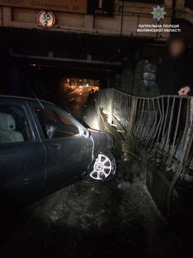 Волинські патрульні виявили п'ять нетверезих водіїв. ФОТО