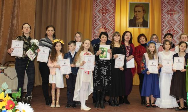 На Волині відбувся обласний конкурс читців Лесі Українки. ФОТО