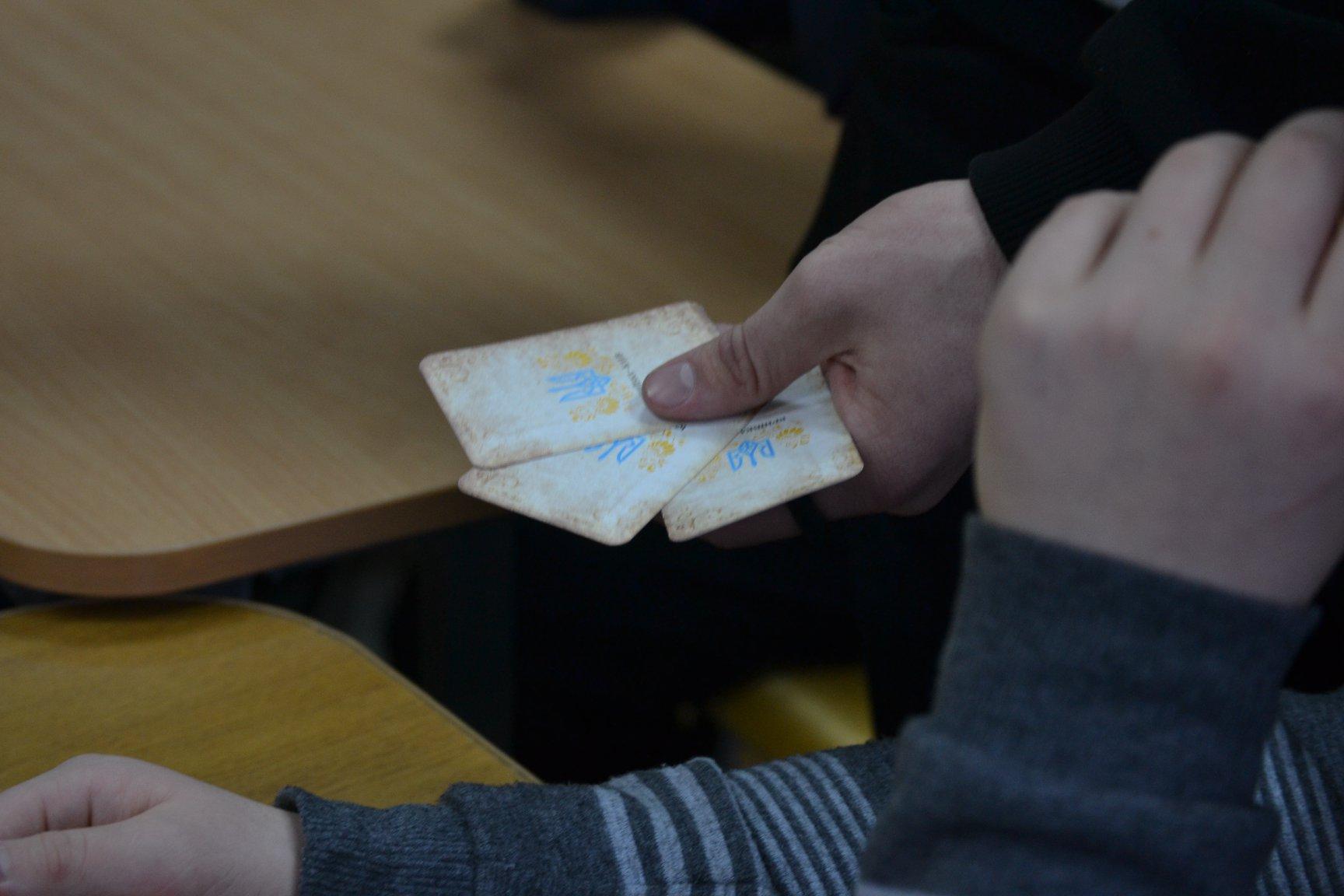 У Луцьку відбувся турнір із гри «Криївка». ФОТО