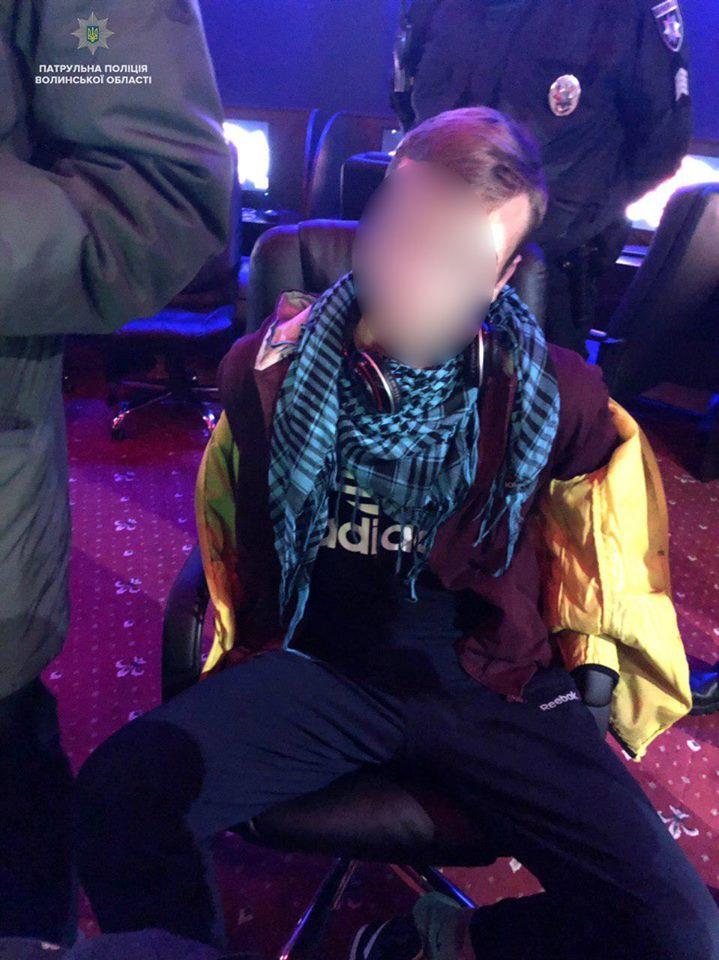 У 20-річного лучанина виявили «арсенал» наркотиків. ФОТО
