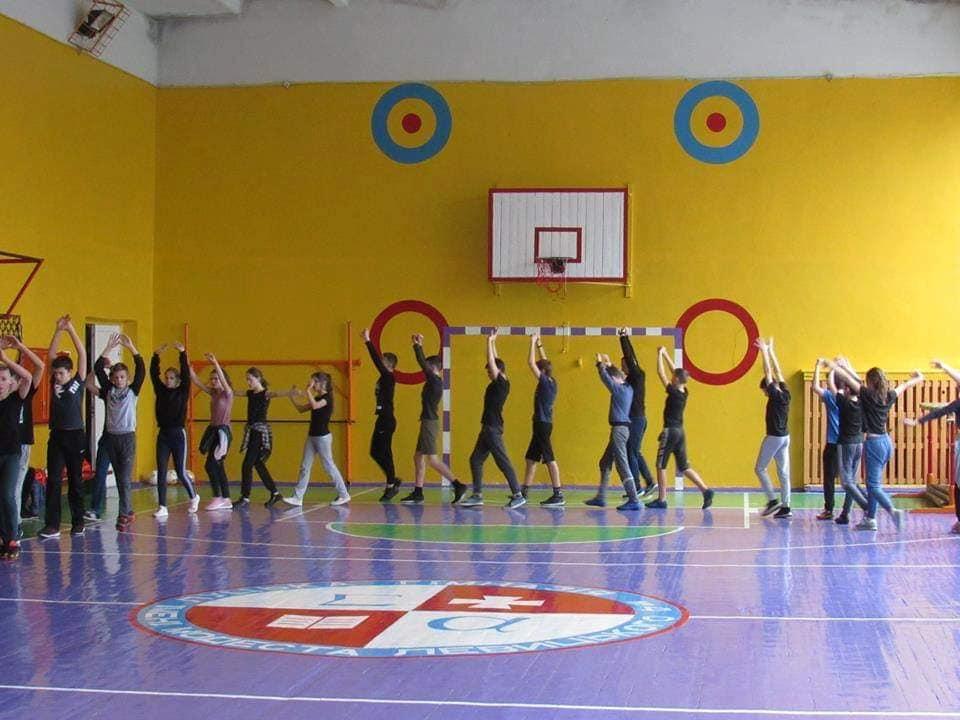 Вчителі луцької школи презентували свої методики викладання. ФОТО