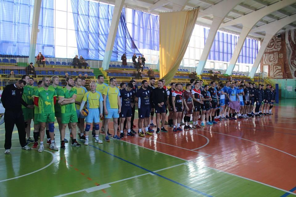 Лучани перемогли на Міжнародному турнірі з волейболу