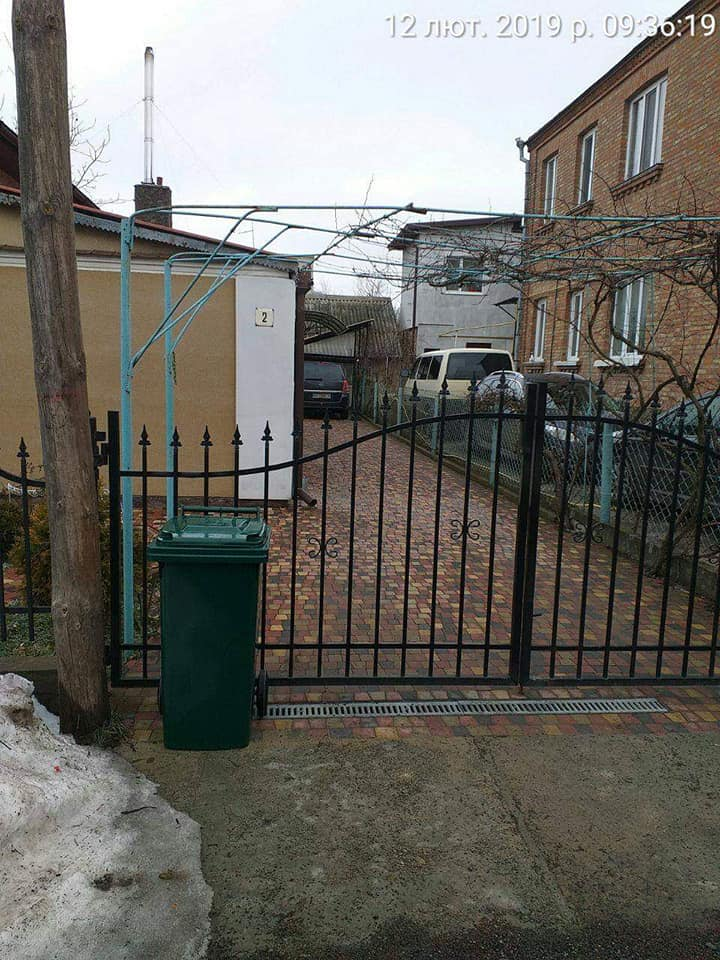 Лучани, які біля будинків не мають контейнерів для сміття, платитимуть штраф