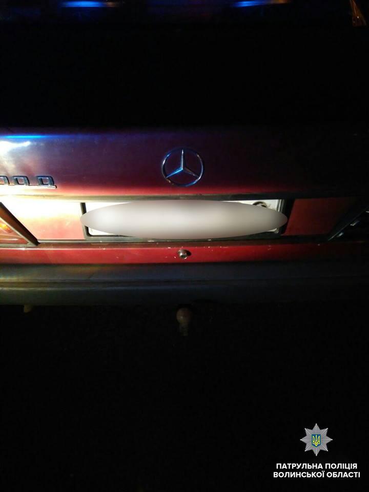 У Луцьку виявили авто з підробленими документами