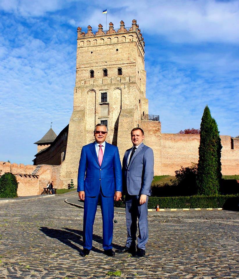 Очільник партії Гриценка на Волині іде з політики через екс-регіонала