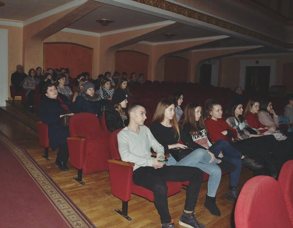 У Луцьку показали документальний фільм про Небесну Сотню. ФОТО