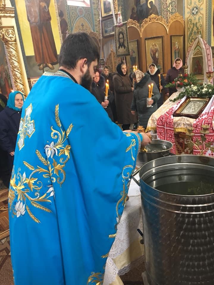 У селі під Луцьком вперше молилися українською. ФОТО
