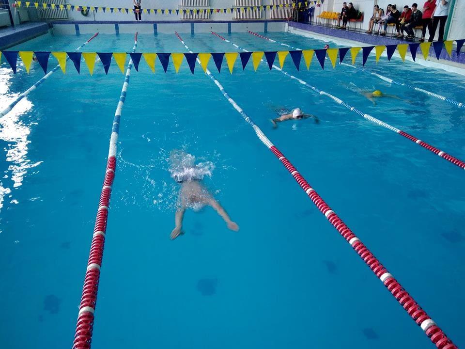 У Луцьку завершився чемпіонат з плавання серед молоді та юніорів. ФОТО