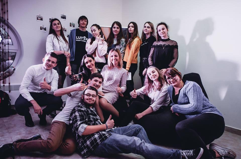 На Волині розпочав свою роботу ще один молодіжний центр. ФОТО