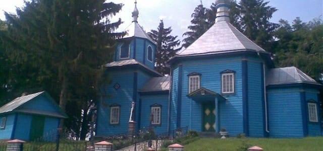 У храмі на Волині вперше помолилися українською