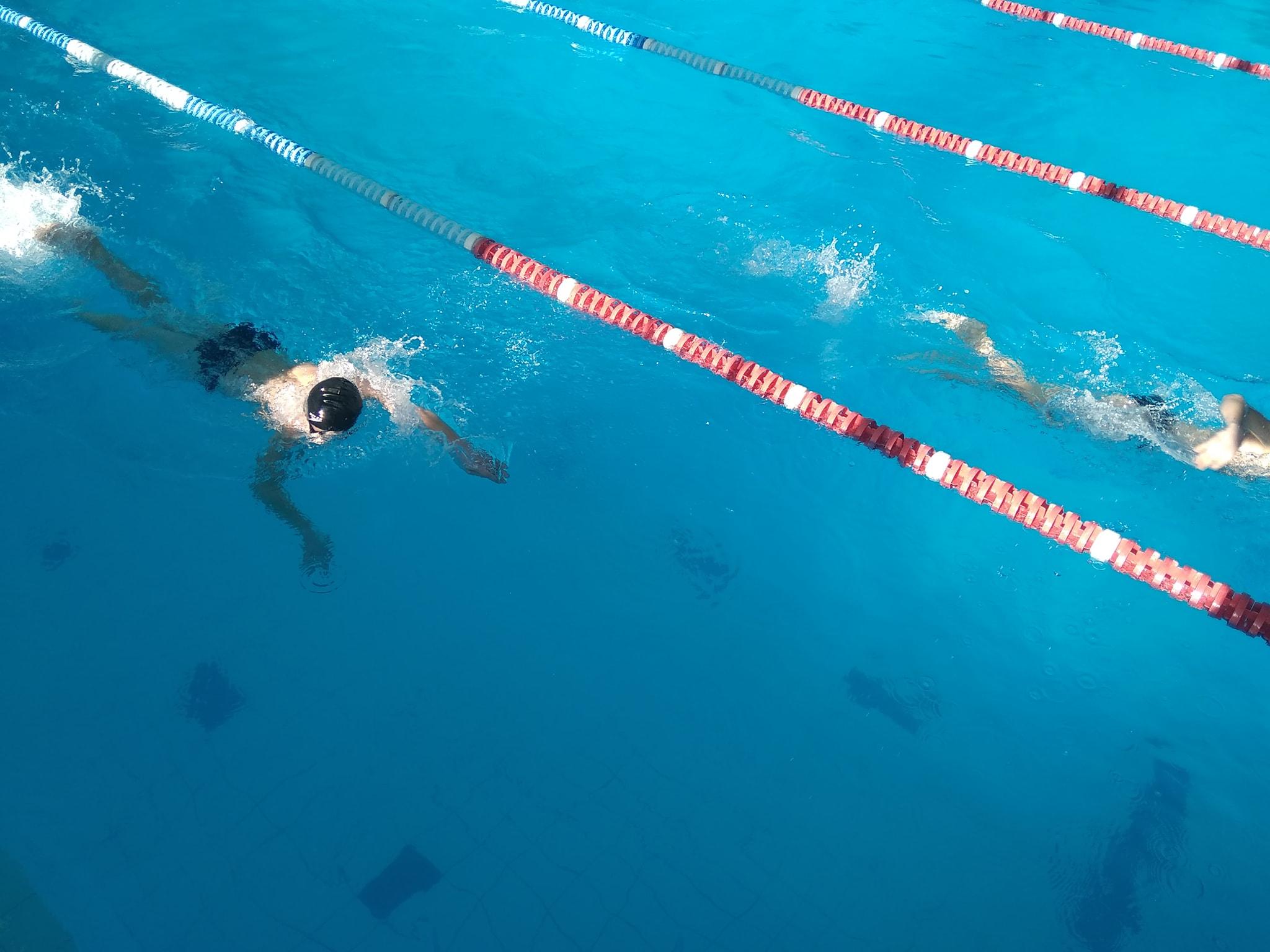 Лучанин виборов срібну нагороду на змаганнях з плавання у Львові
