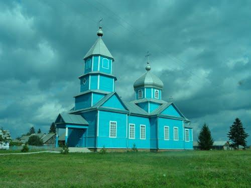 Московський Патріархат звинуватив сільського старосту у захопленні церкви на Волині