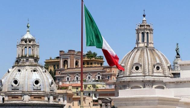 У Римі сотні тисяч людей вимагали від уряду реального зростання економіки