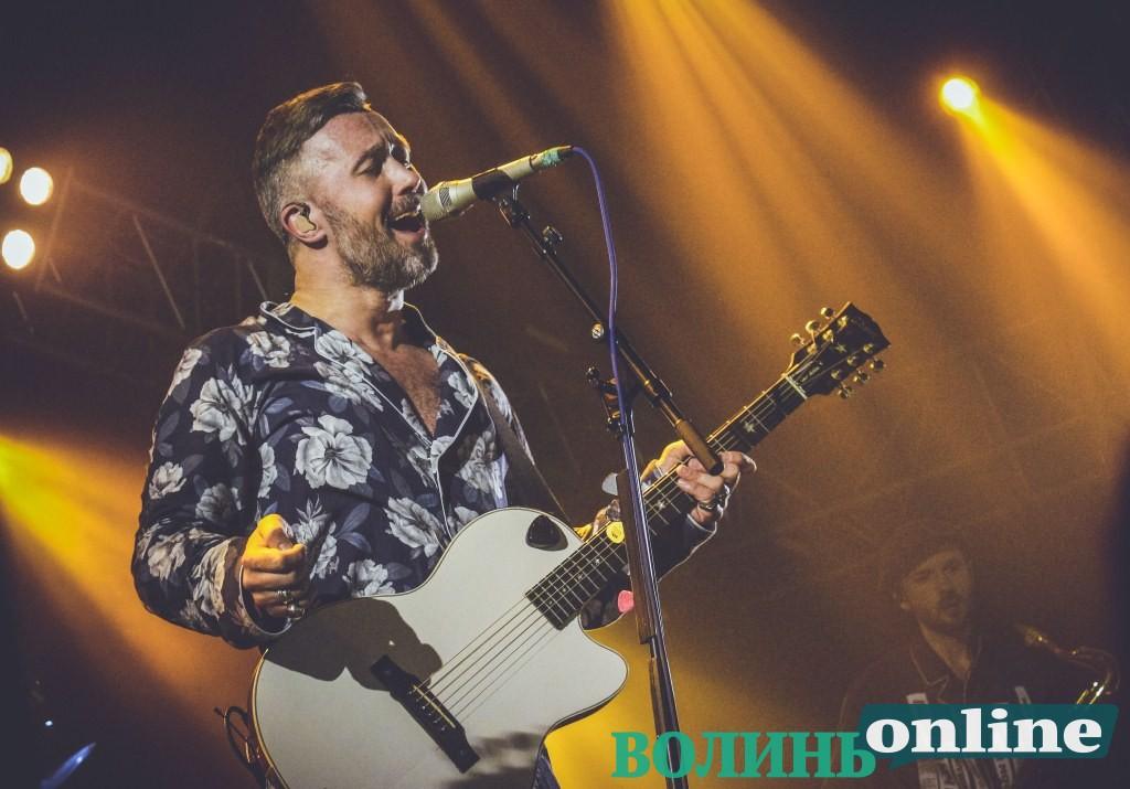 У Луцьку Сергій Бабкін презентував свій перший україномовний альбом. ФОТО