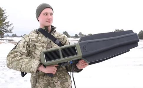 Військові випробували новий радіокомплекс, який зможе блокувати будь-які дрони. ВІДЕО