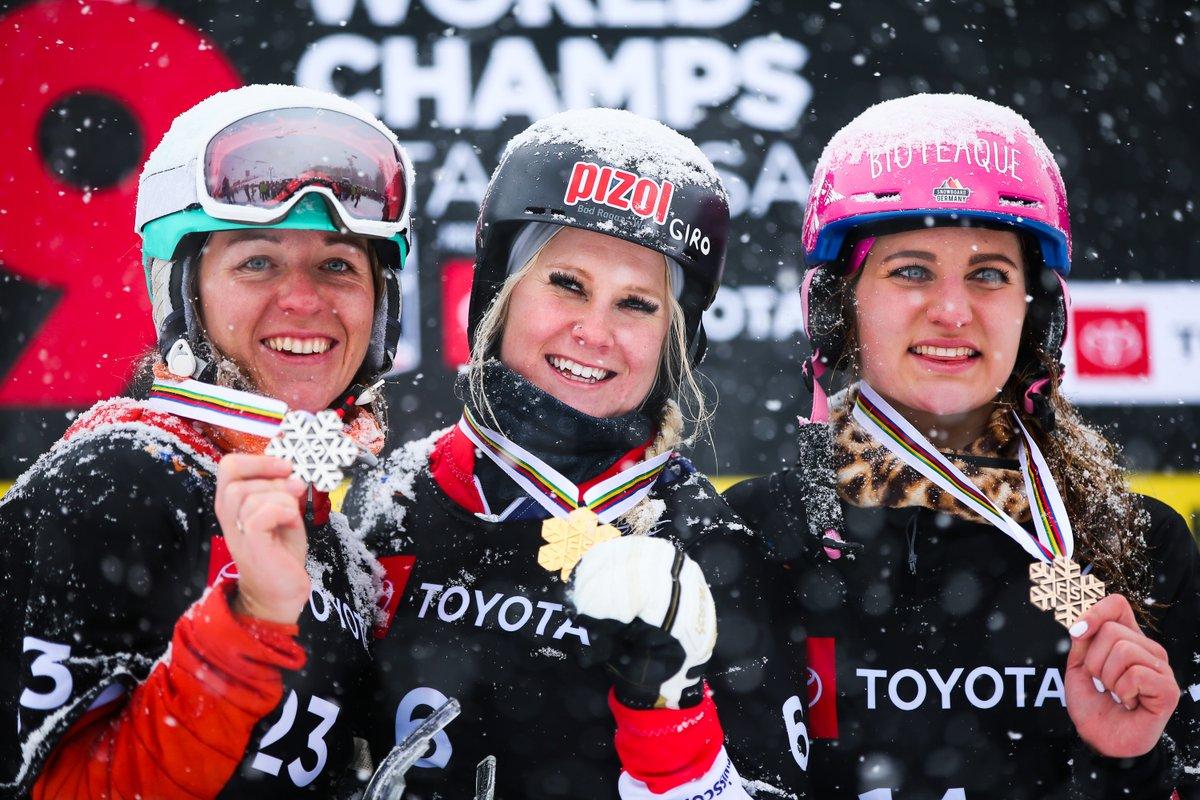 Україна вперше в історії здобула медаль на чемпіонаті світу зі сноубордингу