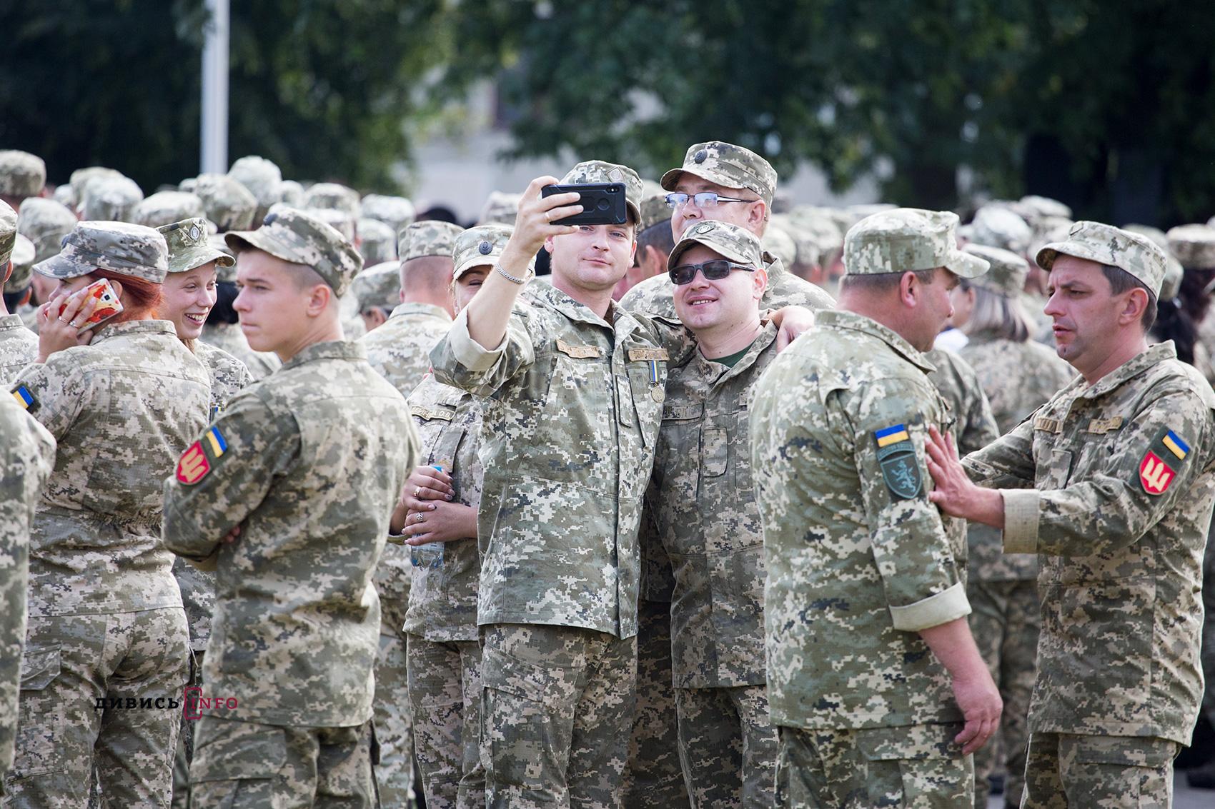 Лісівники відвідали військових 14-ї бригади у Володимирі-Волинському