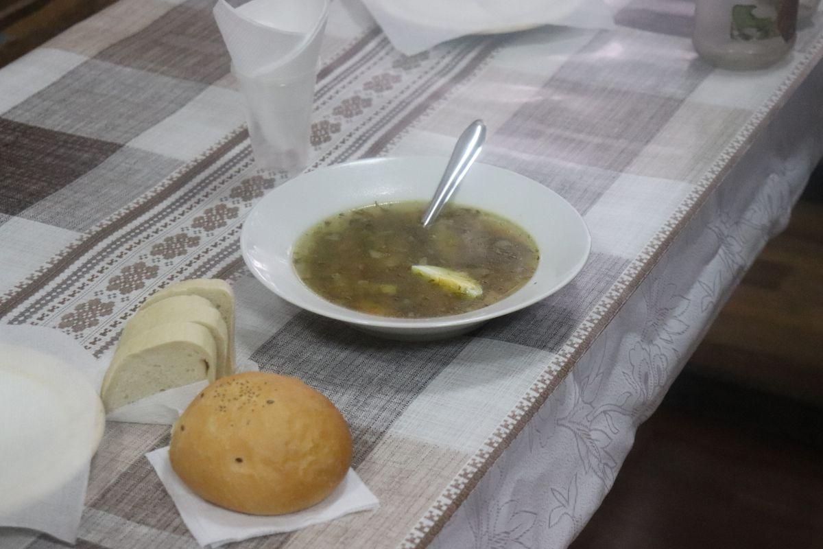 На Волині організували гарячі обіди для малозабезпечених громадян. ФОТО