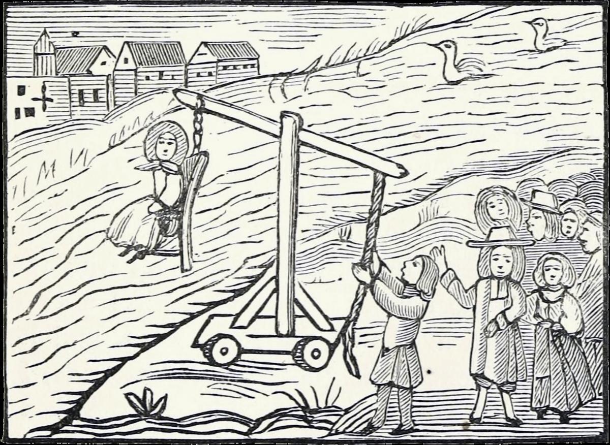 Волинь містична: чари та відьомство в документах судових процесів. Частина III