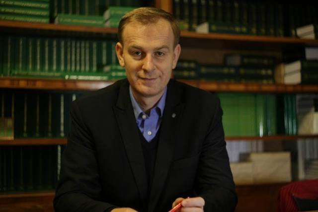 У Лесиному виші презентують книгу про Степана Бандеру