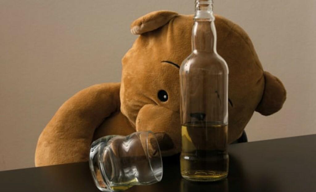 Через пристрасть до алкоголю у волинянки відібрали дитину
