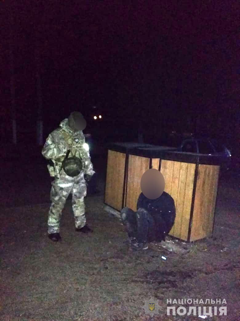 На Волині зловмисники обікрали банкомат. ФОТО. ВІДЕО