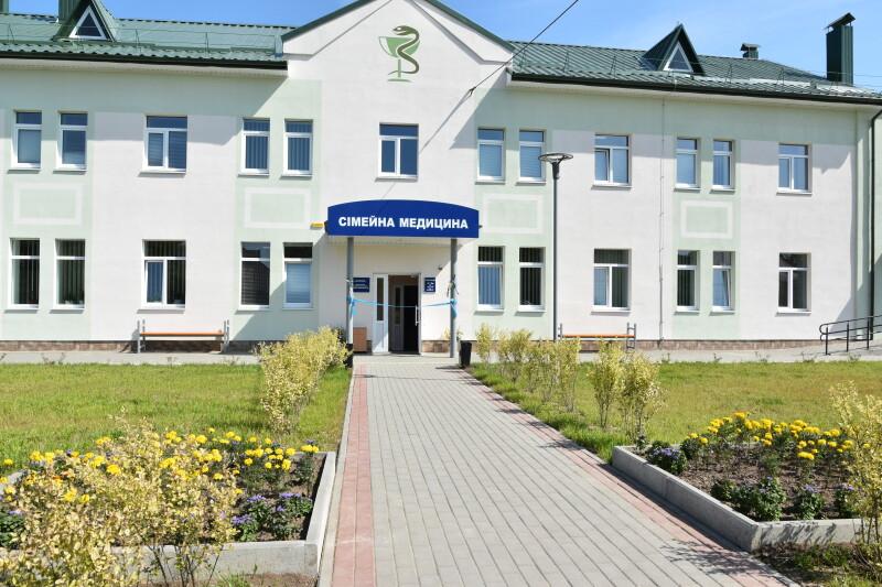 У Луцьку створюють комфортні умови для роботи медичних працівників та лікування пацієнтів. ФОТО. ВІДЕО