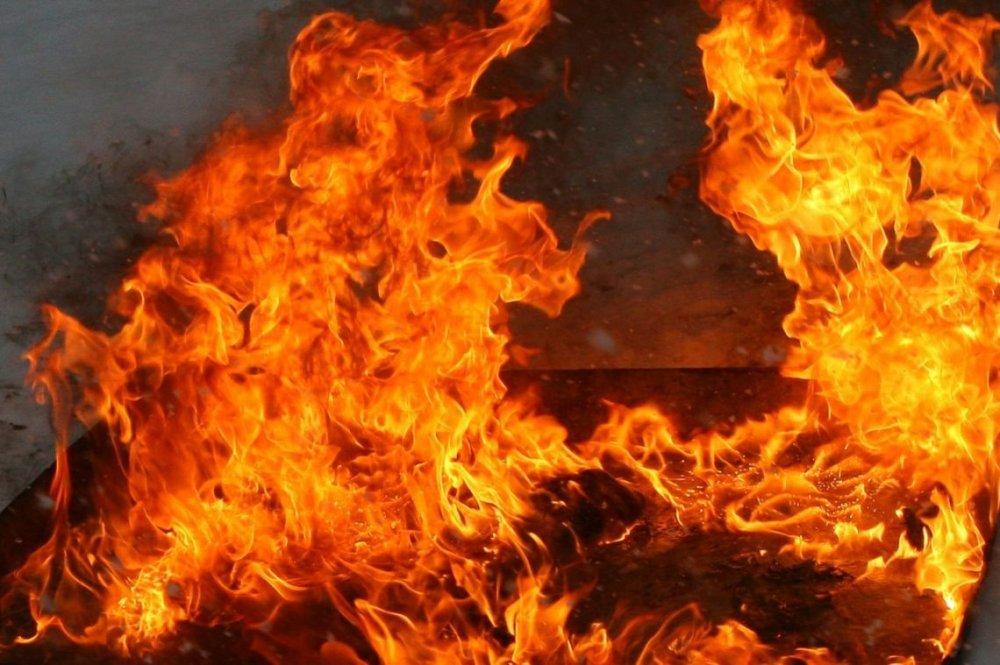 На Волині чоловік похилого віку отримав опіки на пожежі