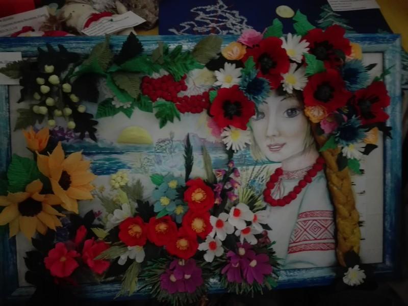 Ковельські школярі представили понад 300 експонатів на виставці. ФОТО