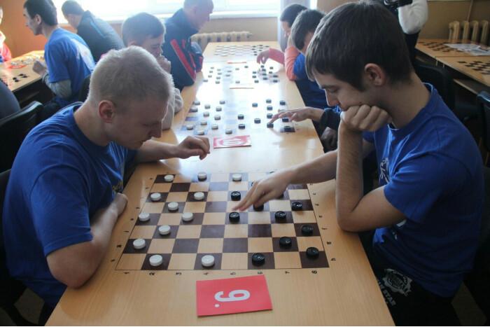 У Луцьку відбудуться змагання з шашок серед осіб з особливими потребами