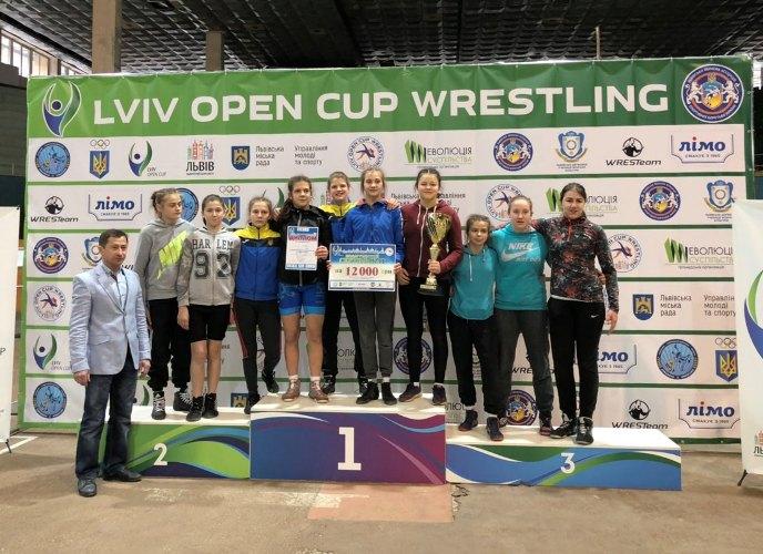 Ковельчанка – срібна призерка Кубка Львова