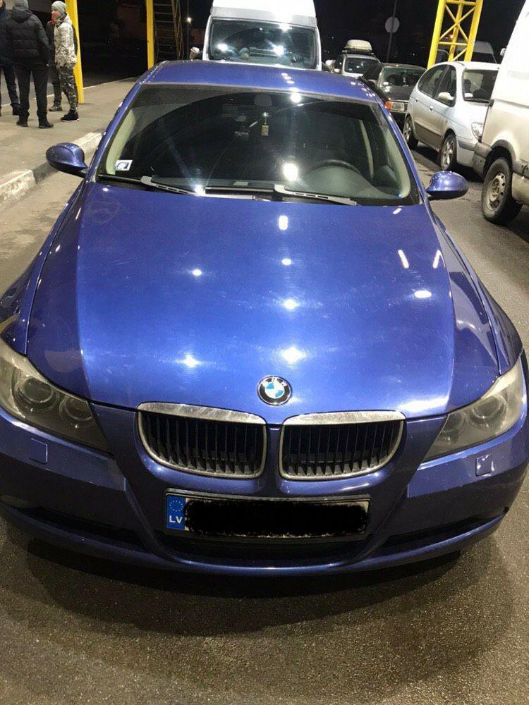 На Волині затримали викрадене у Латвії авто