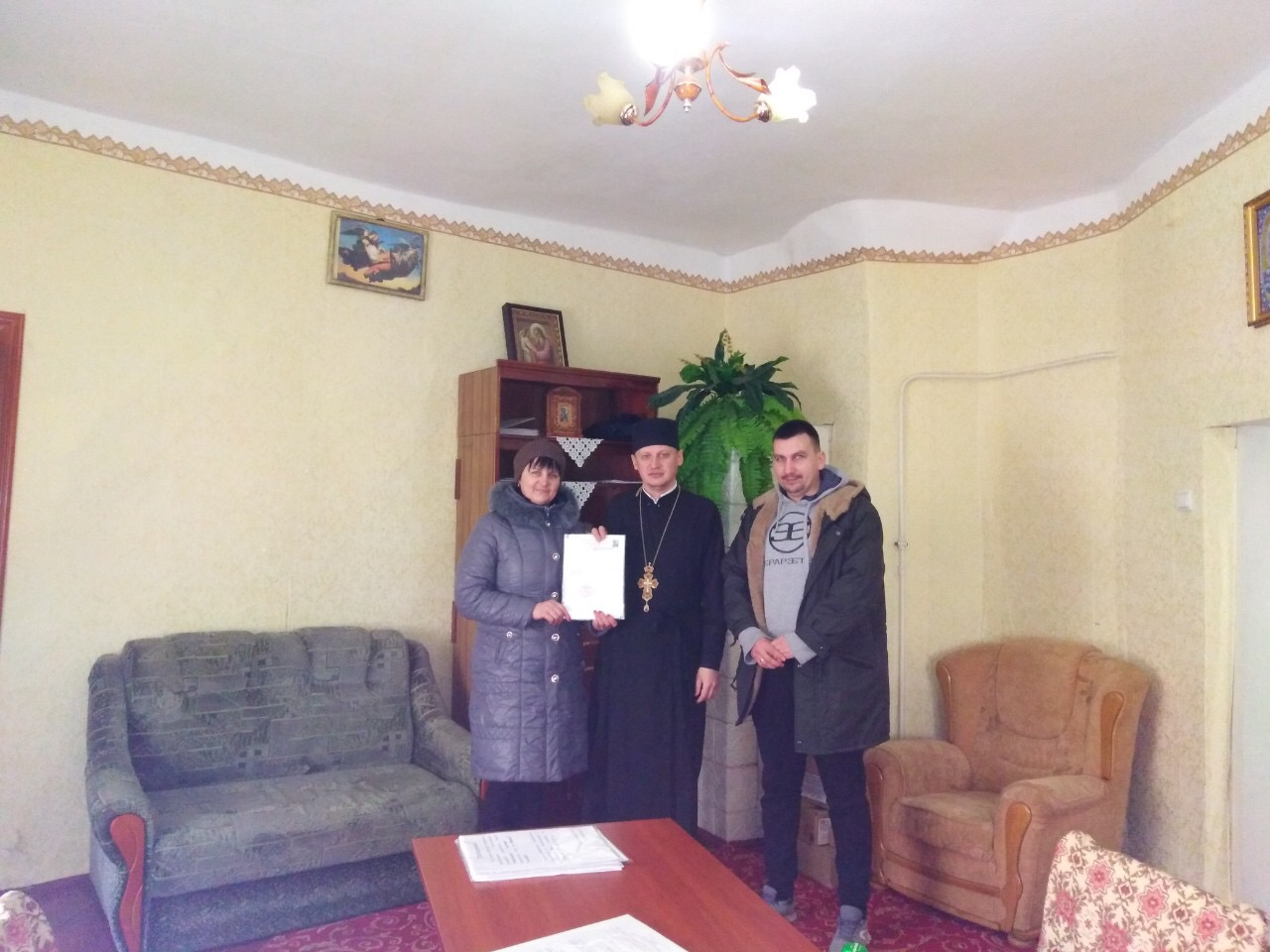 Ще одна волинська громада офіційно увійшла до ПЦУ