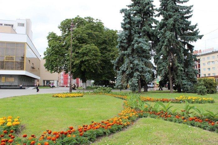 У скільки Луцьку можуть обійтися міські квітники