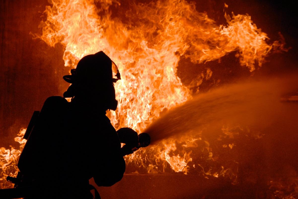 За минулий тиждень на Волині ліквідували 16 пожеж