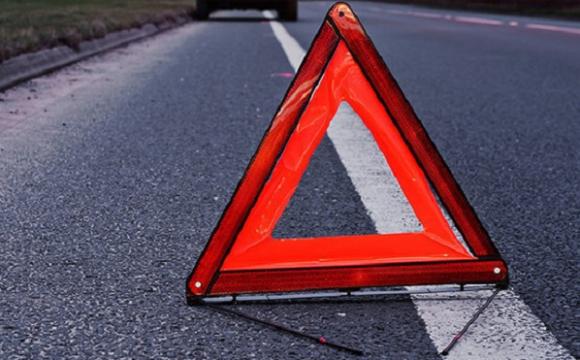 На Волині у ДТП зіткнулись дві автівки