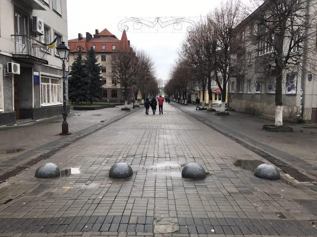Підприємство хоче отримати ділянку в центрі Луцька в оренду, щоб побудувати торговий заклад
