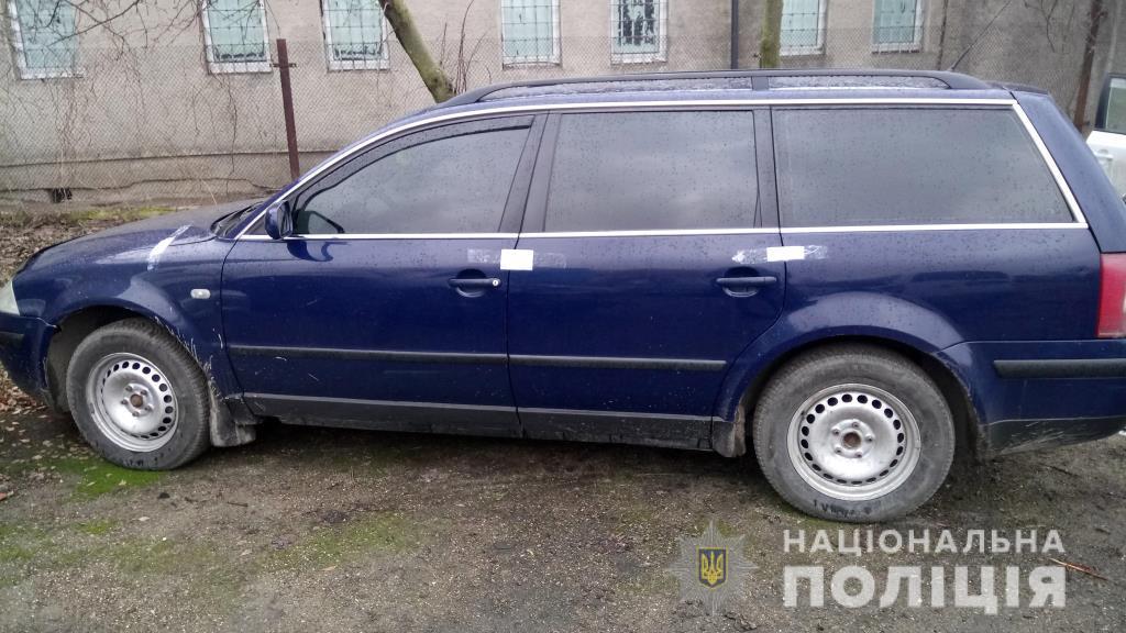 У Ковелі виявили авто з підробленими документами. ФОТО