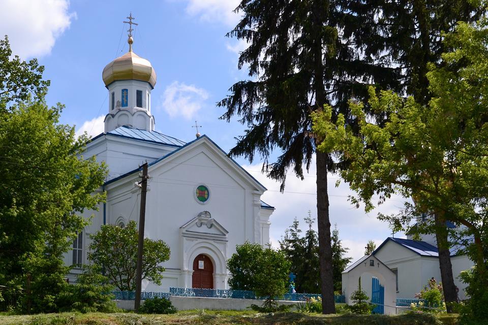 Громада села на Волині приєдналась до Православної Церкви України